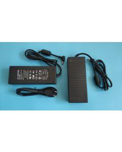 120W 24V constant voltage CV power adapter converter