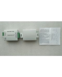 12A 5-24V RGB LED amplifier