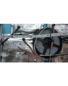 12V 30LEDs/M UCS512 DMX512 IP67 waterproof RGB light 5050 LED strip