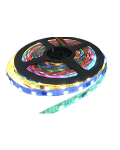 12V 5 meters 300 LEDs digital smart GS8206 RGB 5050 LED dream color light strip