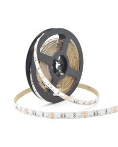 12V 5 meters 300 LEDs IP20 non-waterproof flexible 60LEDs/M SideView RGB 020 LED light strip
