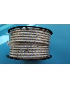 220V high voltage IP67 waterproof warm white light SMD 5050 LED strip