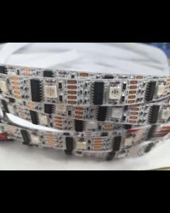 24V 5 meters 180 LEDs IP20 non-waterproof programmable DMX512 RGB 5050 LED light strip