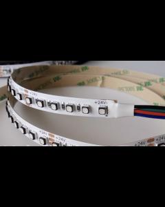 24V 5 meters 600 LEDs flexible 120LEDs/M SMD RGB 3535 LED light strip
