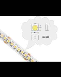 24V 5 meters 900 LEDs flexible SMD 3528 LED white light strip