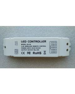 RGBW R4-5A RF WiFi LED controller