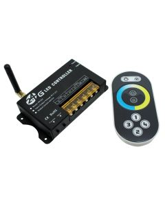 RF remote color temperature LED controller