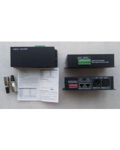 4 channels constant voltage DMX512 decoder