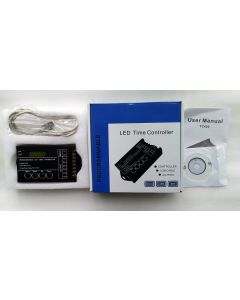5CH 5 channels output TC420 programmable Time LED controller