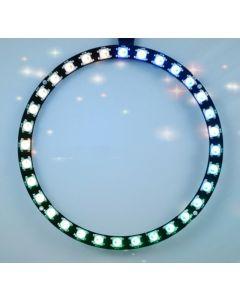 5V 32 LEDs WS2812B addressable RGB LED ring