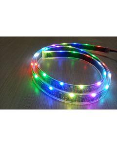 5V 5 meters 150 LEDs SideView IP67 waterproof WS2811 RGB 020 digital LED strip