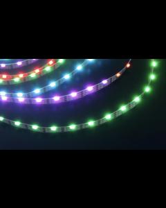 5V 5 meters 300 LEDs digital programmable SK6812 RGB 4020 sideview LED dream color light strip