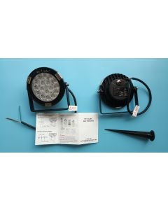 9W DC 24V FUTC01 MiLight RGB+CCT LED garden light