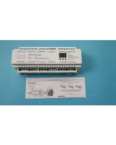 BC-632-DIN rail 32 channels Constant Voltage DMX512 decoder