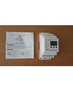 BC-835-DIN rail 5 channels constant voltage DMX512 LED control decoder