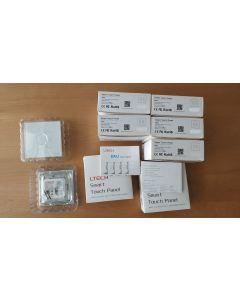 EDA2 LTech 2CH color temperature DALI master controller dimmer