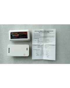 FUT037 RF 2.4GHz 4 zones remote control RGB controller