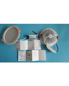FUT069 Mi Light futLight 15W waterproof RGB+CCT LED ceiling downlight