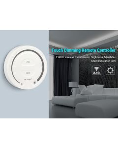 FUT087 Mi Light touch dimming remote controller
