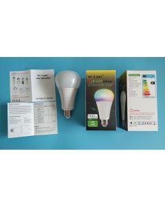 FUT105 Mi Light futLight 12W RGB+CCT LED light bulb