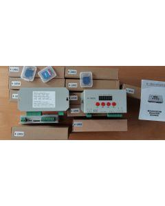 K-1000C programmable SPI digital LED light controller