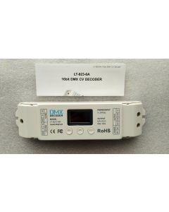 LT-823-6A DMX CV decoder