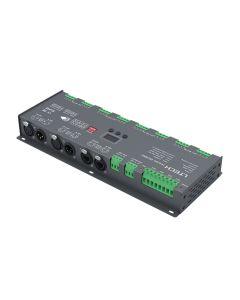 LTech 24CH LT-924 CV DMX-PWM RDM LED control decoder