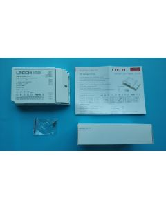 LTech AD-50-500-1750-F1P1 flicker free LED dimmable driver