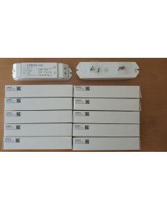 LTech DALI-36-24-F1P1 LED control power driver