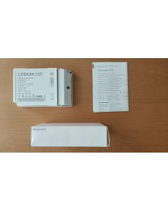 LTech DALI-50-500-1750-F1P1 constant current control 50W LED dimmable driver