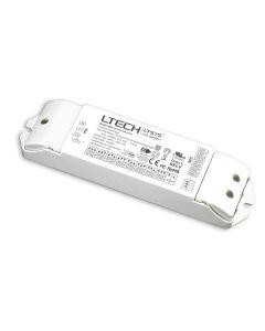 LTech DMX-15-100-700-U1P1 Constant Current DMX512/RDM/Push Dim LED dimmable driver