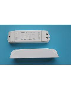 LTech T4-CV RF wireless RGBW LED synchronization receiving controller