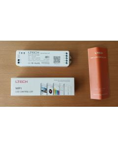LTech WiFi-102-RGBW LED controller
