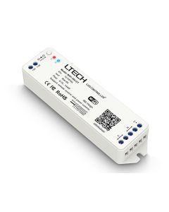 LTech WiFi-102-wireless CT color temperature mini LED controller