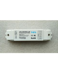 M3-3A constant voltage RGB 3 channels LED RF receiving controller