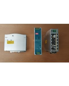 Mean Well EDR-75-24 single output industrial Din rail LED power supply