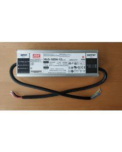Mean Well HLG-185H-12 single output CV+CC LED power driver