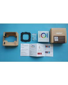 MiBoxer DP3 MiLight DALI RGB+CCT dimming touch panel