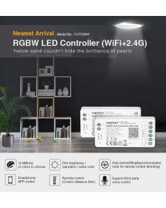 MiBoxer FUT038W MiLight 2.4GHz WiFi Bluetooth RF RGBW LED controller