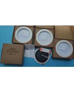 MiBoxer FUT060 25W RGB+CCT LED ceiling downlight