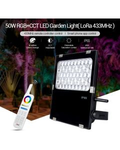 MiBoxer FUTC06L MiLight LoRa 433MHz 50W RGB+CCT LED garden light
