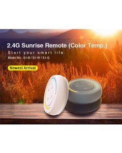 MiBoxer S1-B S1-W S1-G 2.4GHz sunrise color temperature wireless remote