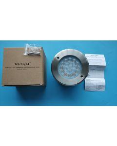 MiBoxer SYS-RD2 MiLight RGB+CCT 9W LED underground light