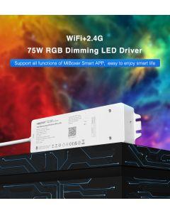 MiBoxer WL3-P75V24 RGB 3 channels 2.4GHz WiFi Bluetooth LED driver