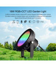 MiLight FUTC09 MiBoxer 18W RGB+CCT LED garden light