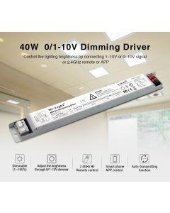PL1 Mi Light futLight 40W 0/1-10V dimming driver