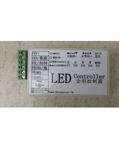 smart digital SPI dream color LED controller