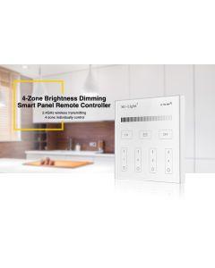 T1 Mi Light brightness dimming smart panel 2.4GHz RF remote controller