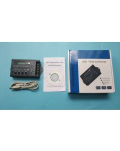 TC421 WiFi programmable LED time controller