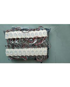waterproof 1.5W 5V high power SMD 3030 RGB LED light node module